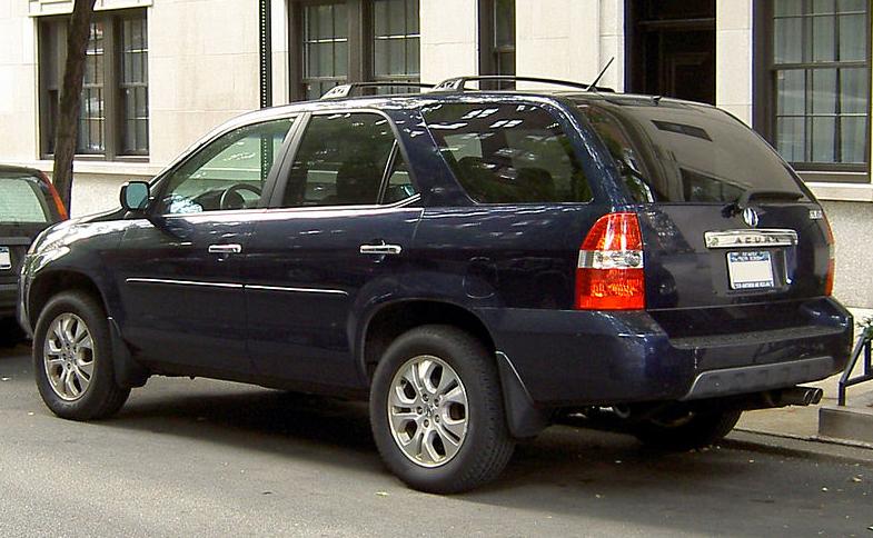 Acura MDX 2001-03