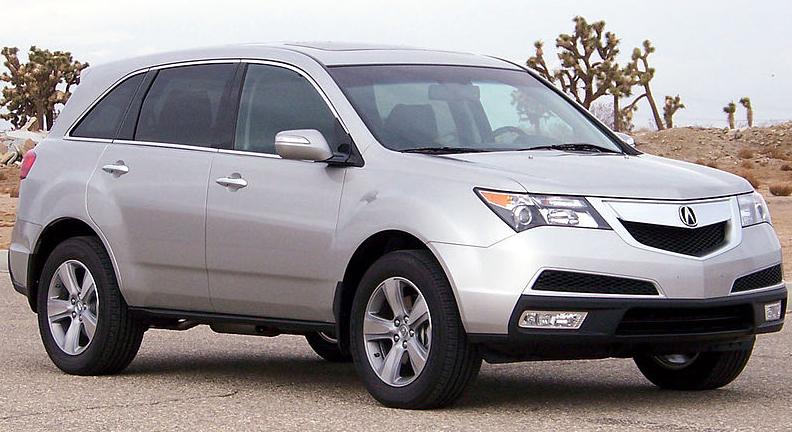 Acura MDX 2010-13