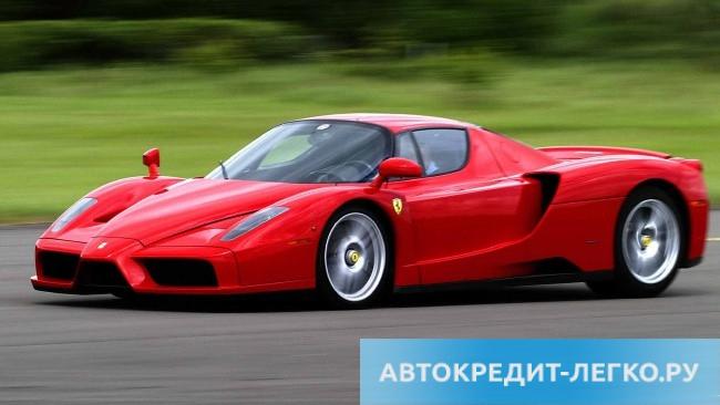 Ferrari EnzoEn