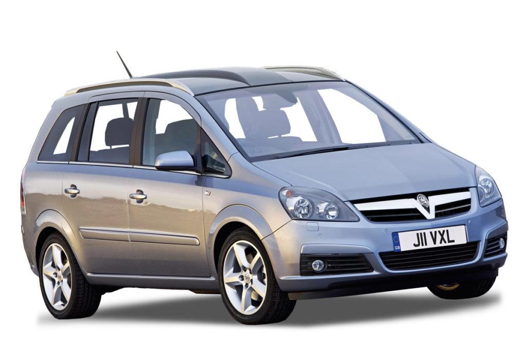 Opel Vauxhall Zafira