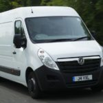 Vauxhall movano dimensions (2010-on)