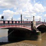 Мост воксхолл в 2020