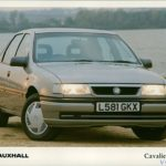 The cars : vauxhall cavalier mk2 development story