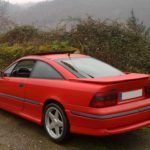 Vauxhall calibra super touring car '94