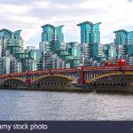 Most vauxhall - vauxhall bridge