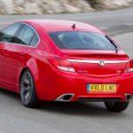 Vauxhall insignia (2014)